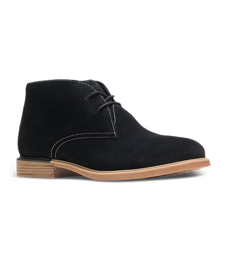 Women's Bailey Chukka Boots - Black - ONLINE ONLY
