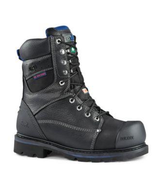 bd4952a7e9f Men's 8'' 557 Waterproof Vibram Steel Toe Composite Plate Work Boots