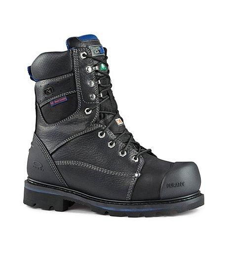 9e9b83d5c7b Men's 8'' 557 Waterproof Vibram Steel Toe Composite Plate Work Boots