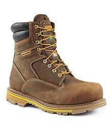 1baec1c714bedb Men's 8'' 517 Quad Comfort Steel Toe Composite Plate Work Boots