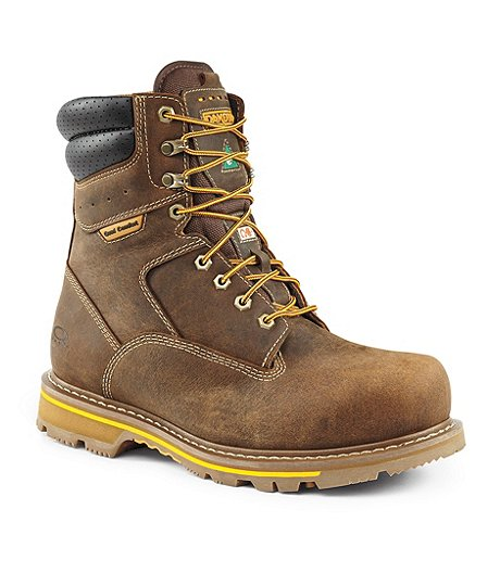 23c6bb8d74bd ... Work Boots. Dakota Men s 8   517 Quad Comfort Steel Toe Composite Plate  ...
