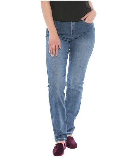 Women's New Gigi Straight Jeans