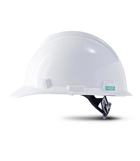 MSA/CSA White Hard Hat