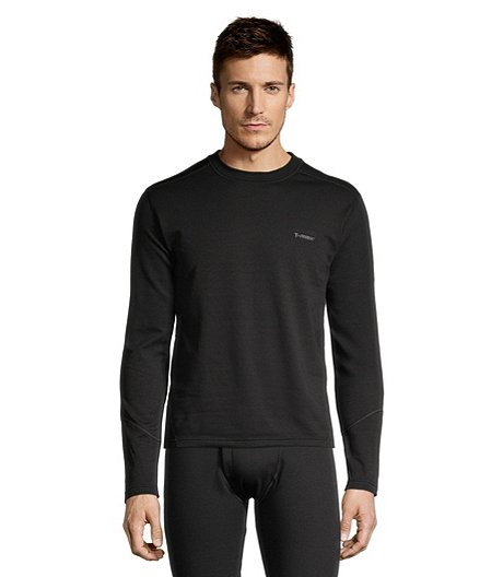 Men's Fleece Crew Neck Top