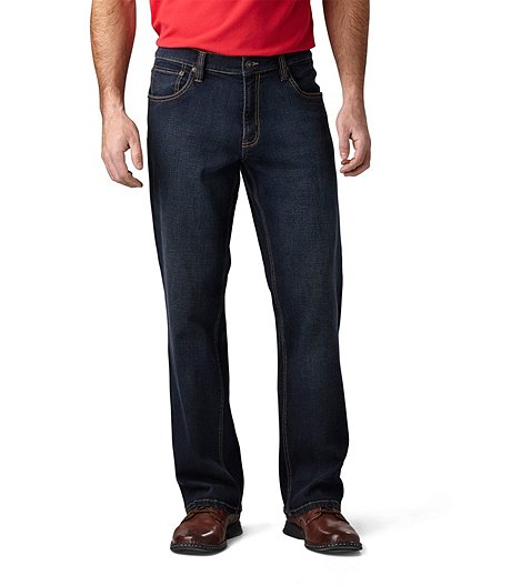eed33920114 Denver Hayes Men s Straight Fit Stretch Jeans