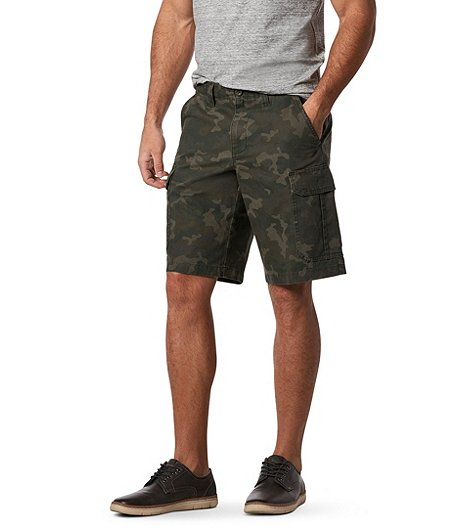 d49e1dddf9 Denver Hayes Men's Cargo Shorts