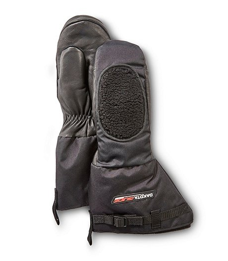 Men's Deerskin Gauntlet Mitt