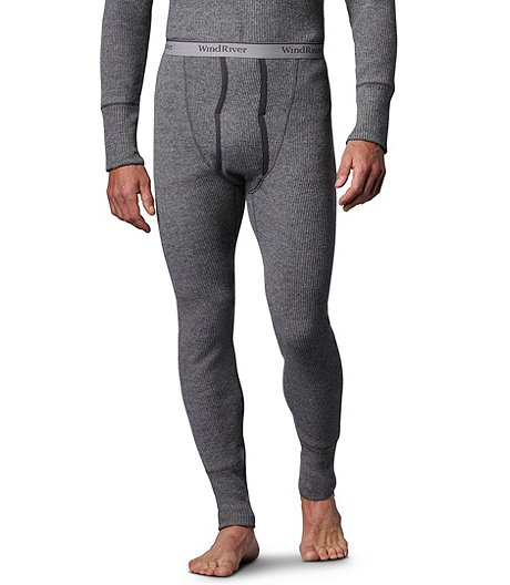 Men's Heavy Rib Wool Pants