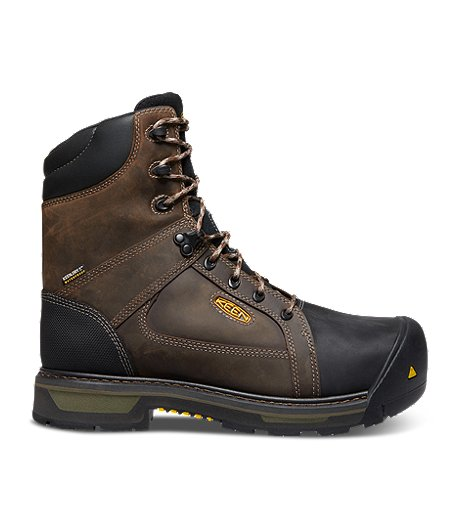 Men's Oakland 8 In Composite Toe Composite Plate Work Boots - ONLINE ONLY
