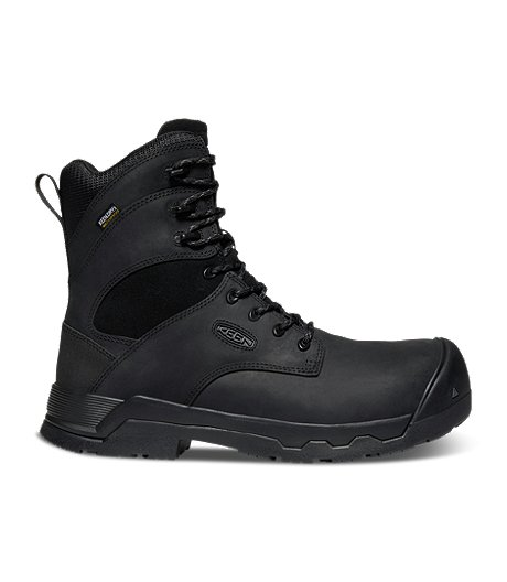 Men's Rockford 8 In Composite Toe Composite Plate Safety Boots - ONLINE ONLY