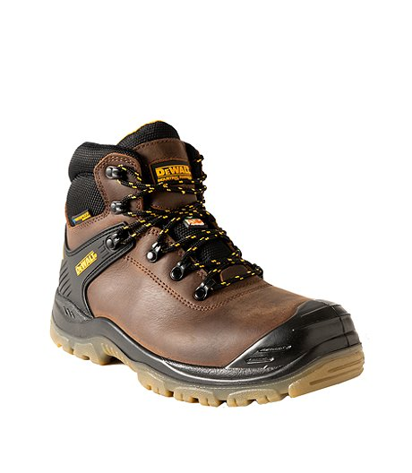 Men's Newark Steel Toe Composite Plate Waterproof  Work Boot - ONLINE ONLY