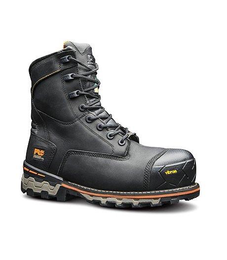 549874af921 Men's 8'' Boondock Composite Toe Composite Plate Work Boots
