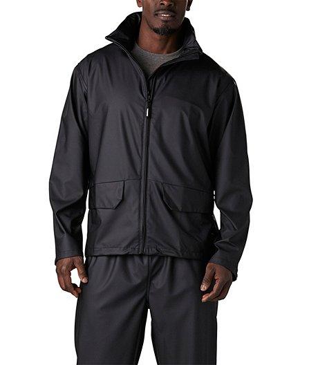 95eda6f41ab Helly Hansen Workwear Men s Stretch Voss Rain Jacket