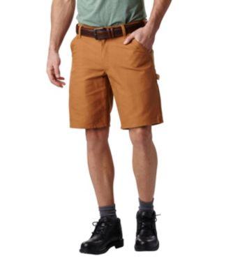 Men's Dakota Duck Utility Work Shorts Black