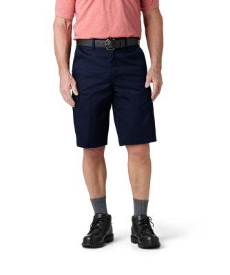Men's Dakota Cargo Work Shorts BLACK
