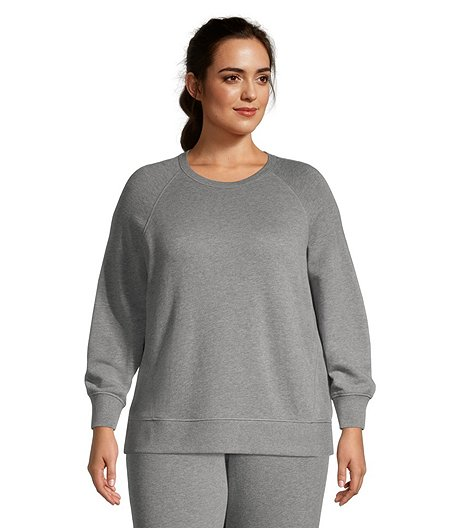 Women's French Terry Crewneck Sweatshirt