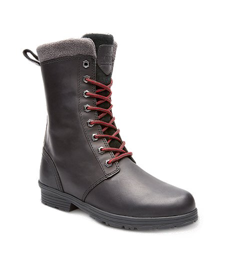 Women's Glacial Arctic Grip Winter Waterproof Leather Boots - ONLINE ONLY