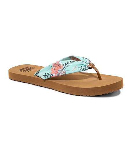 Women's Kai Cloth Flip Flops