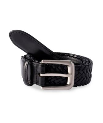 Men's Denver Hayes Flex Woven Belt BLACK