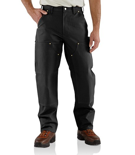 Men's Firm Duck Loose Fit Double Front Duck Dungaree