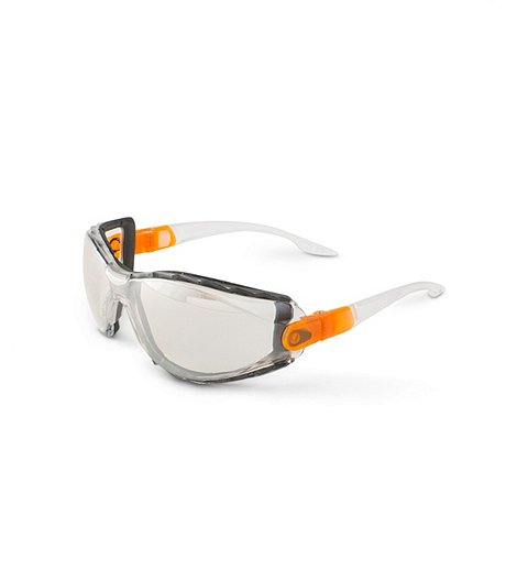 2-in-1 Indoor/Outdoor Safety Glasses/Goggles