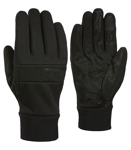 Men's Quiver Softshell Gloves