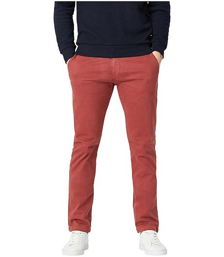 Men's Johnny Twill Pants - ONLINE ONLY