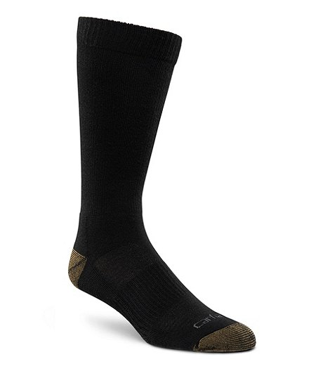 Men's 6-Pack All Season Crew Socks