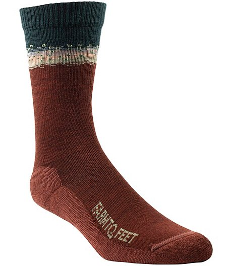 Men's Missoula Everyday Light Cushion Crew Socks