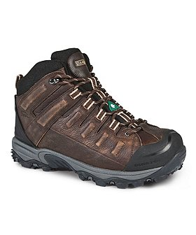 Dakota Men's Mid-Cut Aluminium Toe Composite Plate Work Boots