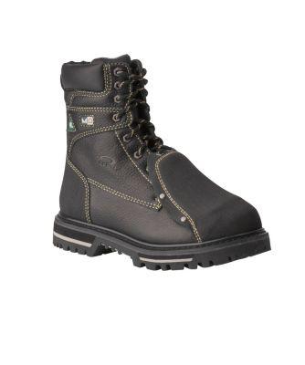 ecbfc5adc93 Men's 8'' ''Guard'' Steel Toe Steel Plate Metguard Work Boots