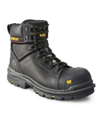 74e040ed7d6 Men's 6'' Hauler Waterproof Composite Toe Composite Plate Work Boots