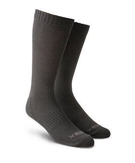 T-Max Heat Men's 2-Pack Casual Cushioned Sole Socks