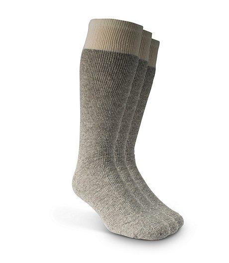 ceaa32d6e0bd5 WindRiver 3-Pack Below Zero Socks