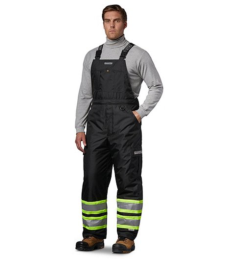 Men's Hi-Vis HD3 Waterproof T-MAX Lined Cargo Overall