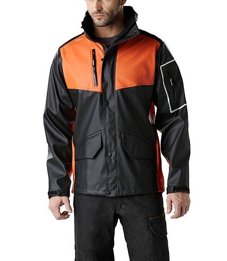 Men S Pu West Coast Jacket L équipeur