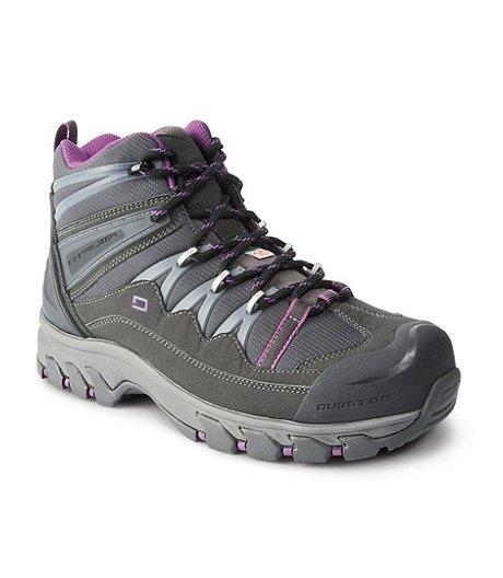 39faf3cf46a Women's Mid-Cut Steel Toe Steel Plate Work Boots