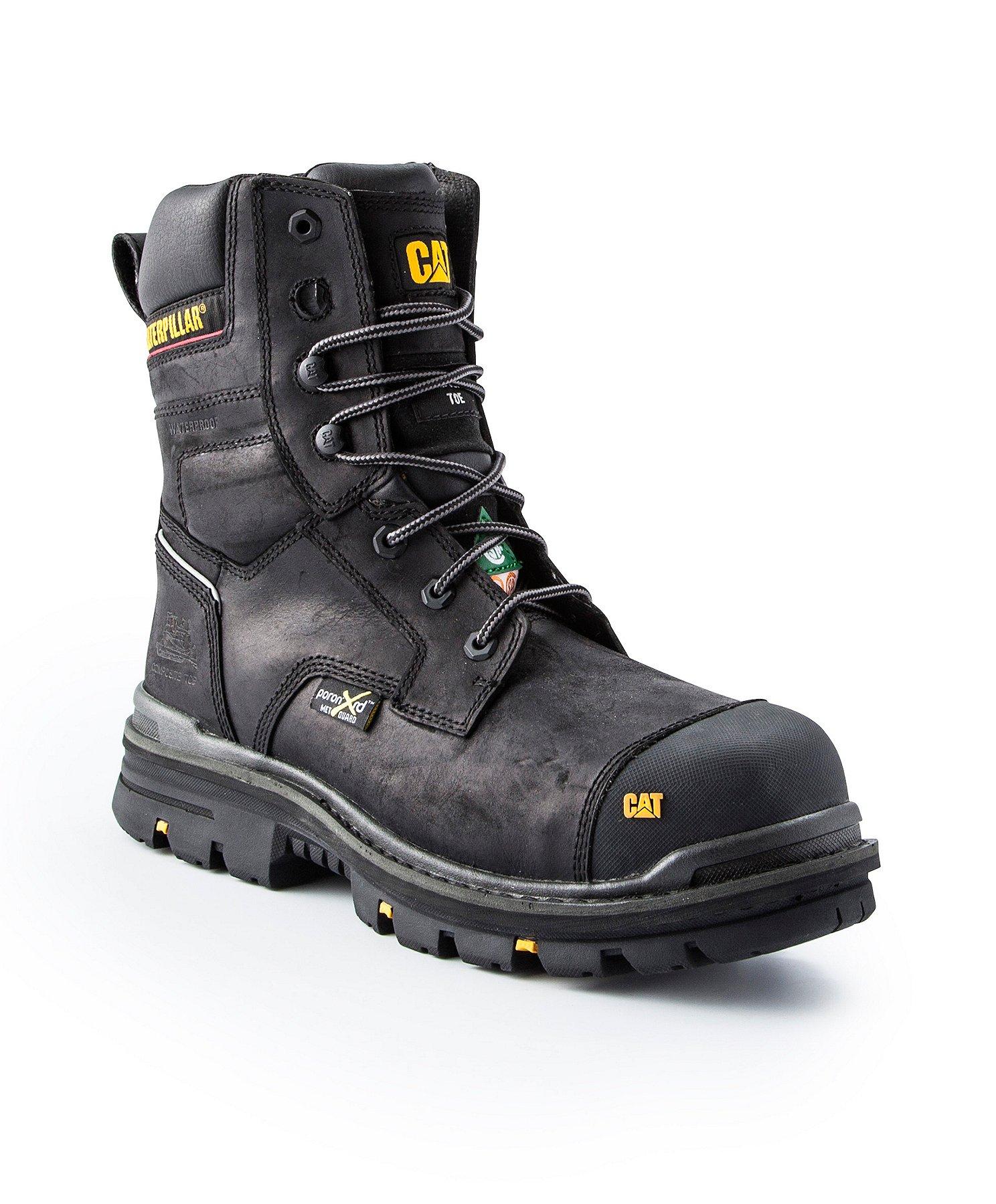 Men's 8 In Rasp Waterproof Metguard Composite Toe Composite Plate Work Boots  | Mark's
