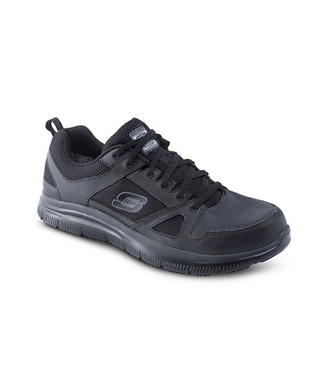 Men's Flex Advantage Non-Safety Slip-Resistant Athletic Shoes