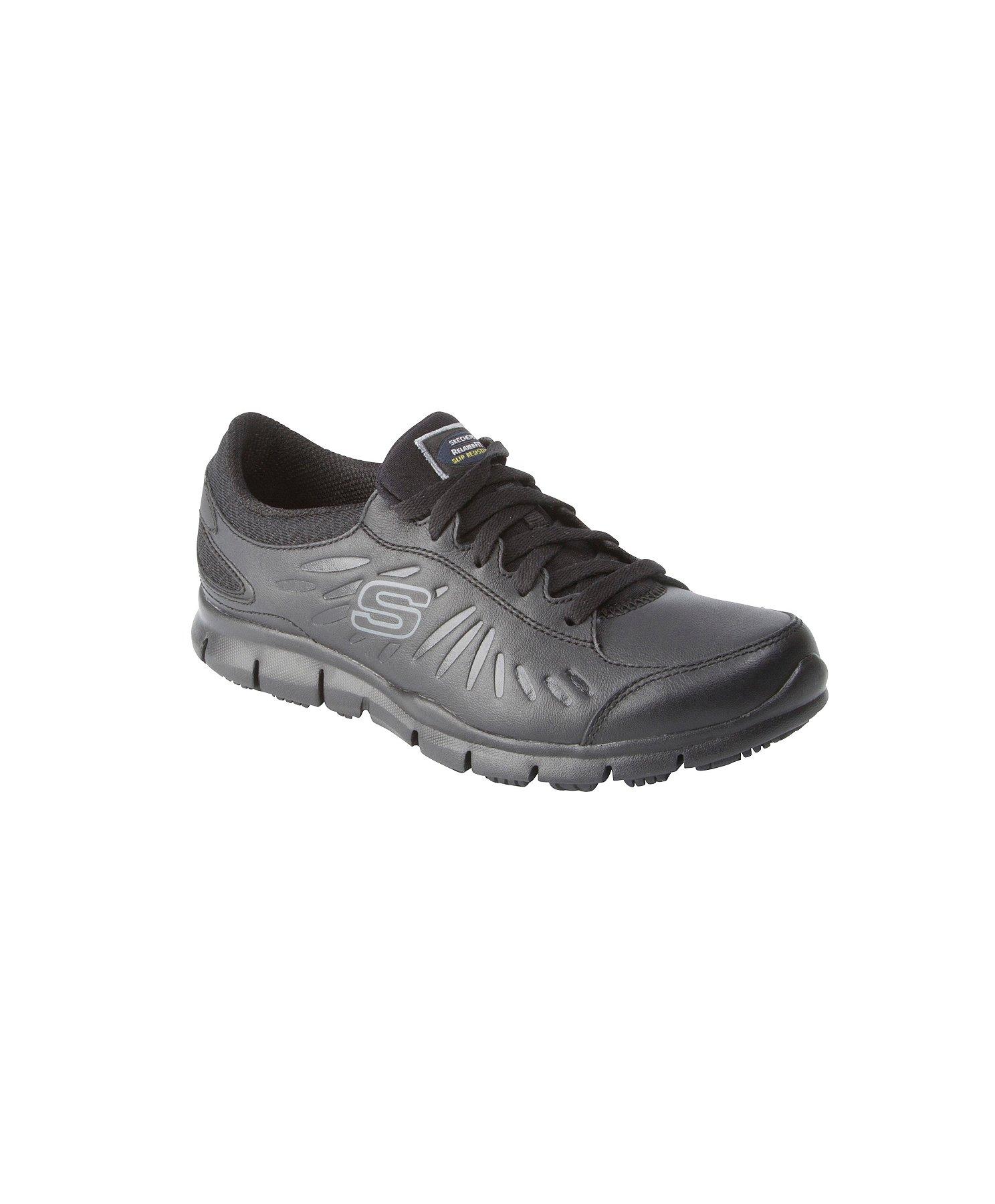 Chaussure à lacets antidérapante « Eldred » pour femmes