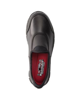skechers non slip dress shoes