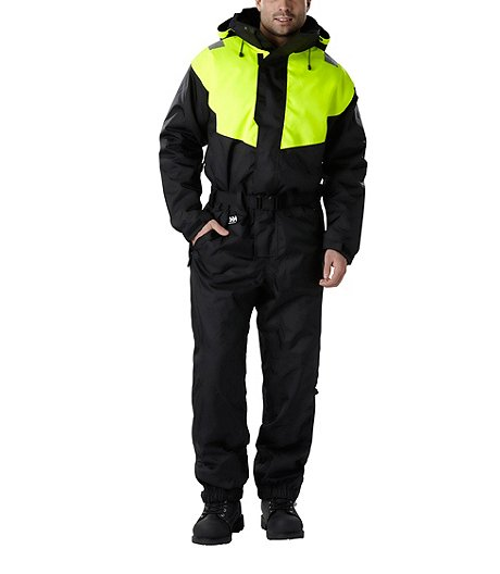 49bf8fc8ebc Helly Hansen Workwear Men s Leknes Insulated Coverall