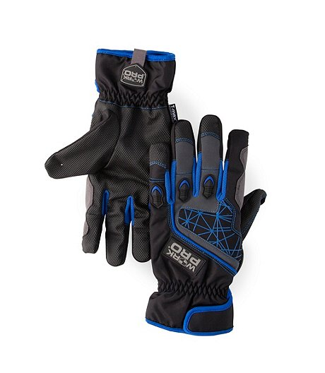 Waterproof Hybrid Gauntlet Gloves