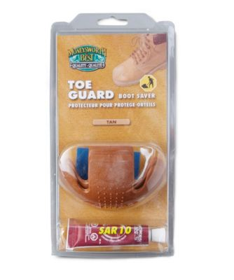 Men's Moneysworth & Best Large Toe Guard - Tan LIGHT BROWN No Size