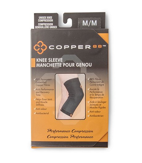 64290e2108 Copper 88 Knee Sleeve