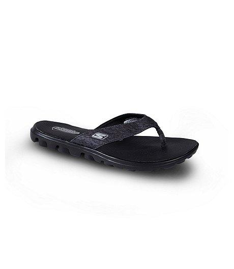 772394993 Skechers Women s 3-Point Flip-Flop Sandals