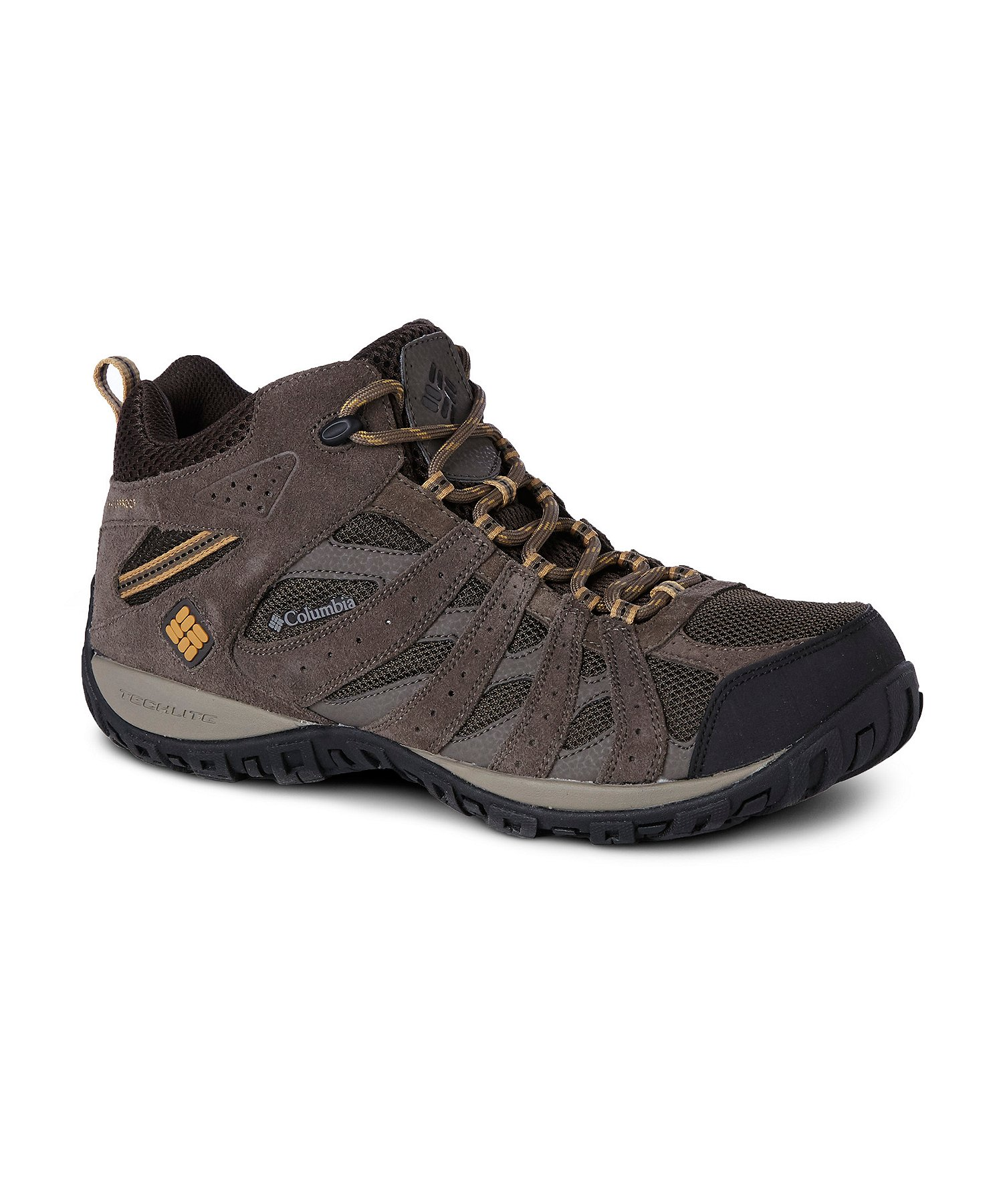 shop for authentic elegant and graceful buying now Men's Redmond Waterproof Mid-Cut Hiking Shoe - Wide 4E