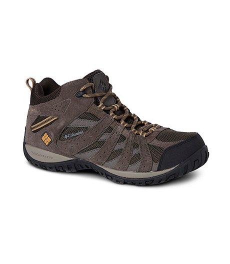 482d5fbff7a Men's Redmond Waterproof Mid-Cut Hiking Shoe - Wide 4E