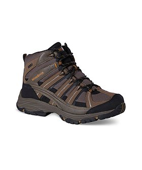WindRiver Men's Lefroy HD3 Waterproof Approach Hiking Boots