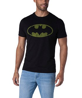 Logo T-Shirt Men's Batman Graphic T-Shirt